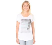 Crew - T-Shirt für Damen - Weiß