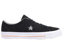 One Star Nubuck OxSneaker Schwarz