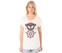Butterfly Tarot - T-Shirt für Damen - Beige