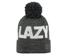 Lazy - Mütze für Damen - Grau