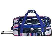 Distance Accros - Reisetasche für Damen - Blau