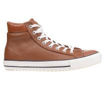 Boot HiSneaker Braun