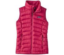 Down - Outdoorjacke für Mädchen - Pink