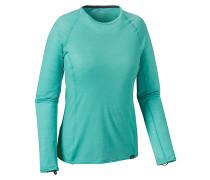 Merino LW Crew - Sweatshirt für Damen - Blau