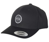 After Session - Snapback Cap - Schwarz
