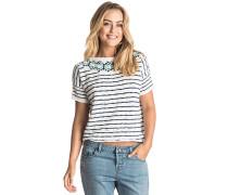Water Is Wide - T-Shirt für Damen - Streifen