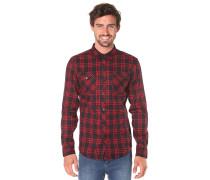 Old Fella - Hemd für Herren - Rot