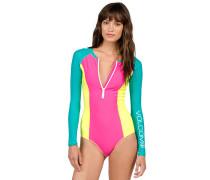 Simply Solid - Badeanzug für Damen - Pink