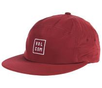 Scummer Fabric - Cap für Herren - Rot