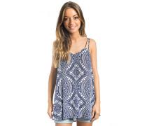 Mayan Sun - T-Shirt für Damen - Blau