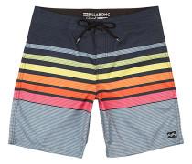 All Day OG Stripe 18 - Boardshorts - Mehrfarbig