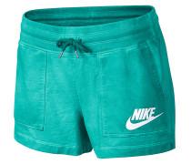 Wash - Shorts für Damen - Grün