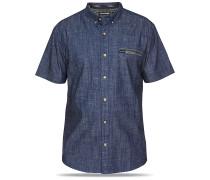 Alder Woven - Hemd für Herren - Blau
