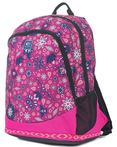 Mandala Proschool - Rucksack für Damen - Pink