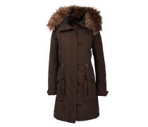 Tamarah - Mantel für Damen - Braun