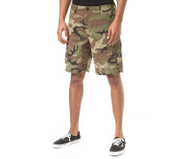 Ripstop 21 - Cargo Shorts - Camouflage