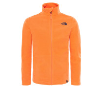 Snow Quest Fz R Funktionsjacke - Orange