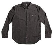 Embleton L/S - Hemd für Herren - Grau
