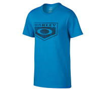 Bark Shield - T-Shirt für Herren - Blau