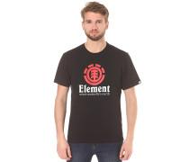 Vertical - T-Shirt für Herren - Schwarz