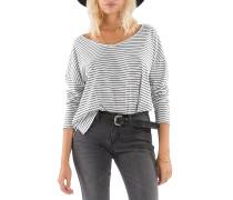 Essential - Langarmshirt für Damen - Schwarz