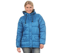 Padded - Mantel für Damen - Blau