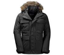 Point Barrow - Outdoorjacke für Herren - Schwarz