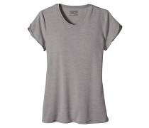 Glorya - Top für Damen - Grau