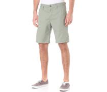 Friday Night - Chino Shorts für Herren - Grün