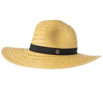 Kalari Short Brim Boho - Hut für Damen - Beige