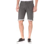 Kilian Twill - Chino Shorts für Herren - Schwarz