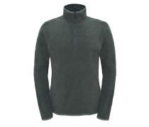 100 Glacier 1/4 Zip - Sweatshirt für Herren - Grau