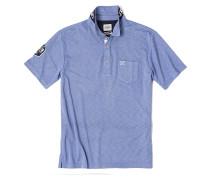 Olivan - Polohemd für Herren - Blau