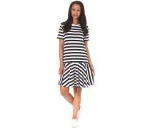 Jersey Stripes - Kleid für Damen - Streifen