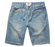 Outsider 5 Pockets Denim - Shorts für Herren - Blau
