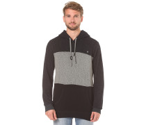 Evade District Pop Fleece - Kapuzenpullover für Herren - Schwarz