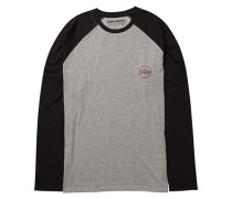 Sloop - Langarmshirt für Herren - Schwarz