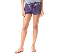 Run Away - Chino Shorts für Damen - Blau