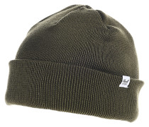 BeanieMütze Grün