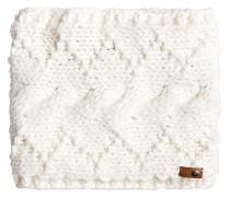 Winter Collar - Neckwarmer für Damen - Weiß