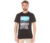 Memories - T-Shirt - Schwarz