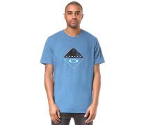 50-Kilauea Dmnd - T-Shirt für Herren - Blau