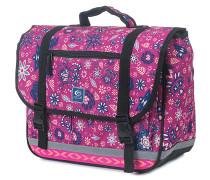 Mandala Satchel - Rucksack für Damen - Pink