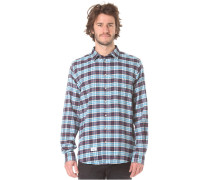 Check - Hemd für Herren - Blau