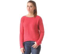 Maja - Strickpullover für Damen - Pink