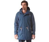 Long - Jacke für Herren - Blau