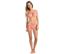 Mermaid Sea Triangle Set - Bikini Set für Damen - Pink