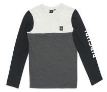 Undertown Panel - Langarmshirt für Jungs - Grau