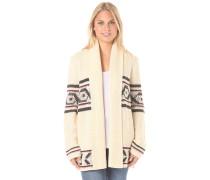 Broome - Strickjacke für Damen - Weiß