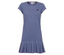 Auf Detlef caktir II - Kleid für Damen - Blau